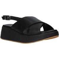 Pantofi Femei Sandale  Sshady L2410 Negru