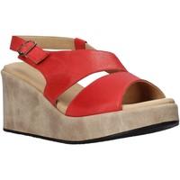 Pantofi Femei Sandale  Sshady L2502 Roșu