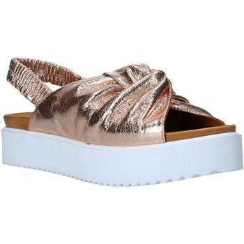 Pantofi Femei Sandale  Sshady MRT77 Roz