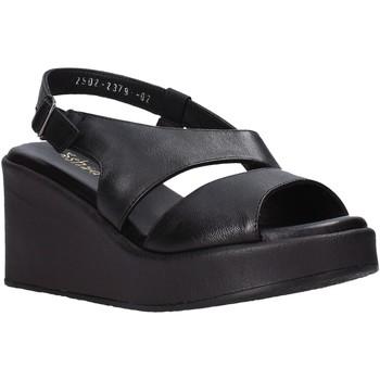 Pantofi Femei Sandale  Sshady L2502 Negru