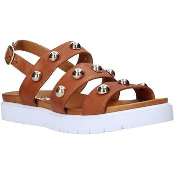 Pantofi Femei Sandale  Sshady MRT126 Maro