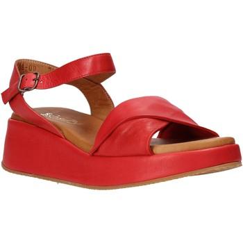 Pantofi Femei Sandale  Sshady L2402 Roșu