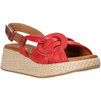 Pantofi Femei Sandale  Sshady L2406 Roșu