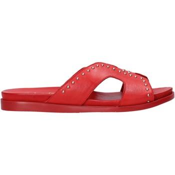 Pantofi Femei Papuci de vară Sshady MRT233 Roșu