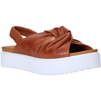 Pantofi Femei Sandale  Sshady MRT77 Maro