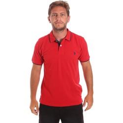 Îmbracaminte Bărbați Tricou Polo mânecă scurtă U.S Polo Assn. 51139 49785 Roșu