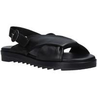 Pantofi Femei Sandale  Sshady L1403 Negru