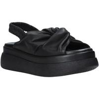 Pantofi Femei Sandale  Sshady L2210 Negru