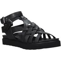 Pantofi Femei Sandale  Sshady L2306 Negru