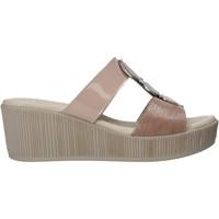 Pantofi Femei Papuci de vară Susimoda 1913 Maro