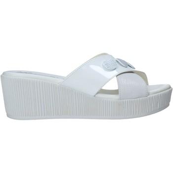 Pantofi Femei Papuci de vară Susimoda 1924 Alb