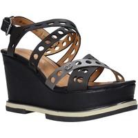 Pantofi Femei Sandale  Wrangler WL01570A Negru