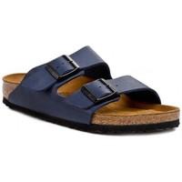 Pantofi Copii Papuci de vară Birkenstock Arizona Kids Albastru marim