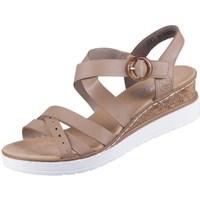 Pantofi Femei Sandale  Rieker V384160 Bej