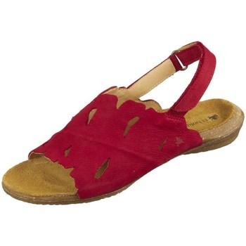Pantofi Femei Sandale  El Naturalista Wakataua Roșii
