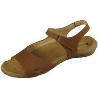 Pantofi Femei Sandale  El Naturalista Wakataua Cafenii