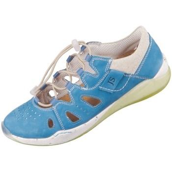 Pantofi Femei Pantofi sport Casual Josef Seibel Ricky 17 Albastre, Bej