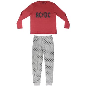 Îmbracaminte Bărbați Pijamale și Cămăsi de noapte Ac/dc 2200004849 Rojo