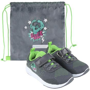 Pantofi Băieți Pantofi sport Casual Avengers 2300004616 Gris