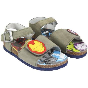 Pantofi Băieți Sandale  Avengers 2300003858 Gris