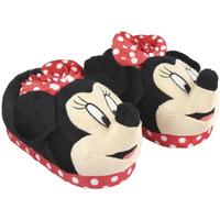 Pantofi Femei Papuci de casă Disney 2300004231 Negro