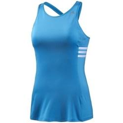 Îmbracaminte Femei Maiouri și Tricouri fără mânecă adidas Originals CT Bra Tank Albastre