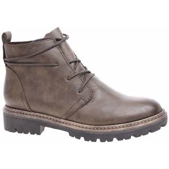 Pantofi Femei Ghete Marco Tozzi 222520721728 Cafenii