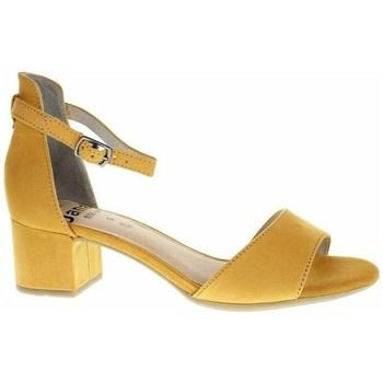 Pantofi Femei Sandale  Jana 882831424627 Galbene