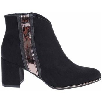 Pantofi Femei Botine Marco Tozzi 222503931098 Negre