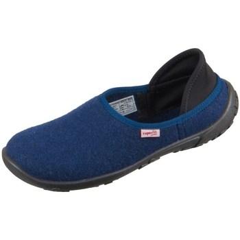 Pantofi Copii Papuci de casă Superfit Lucky Albastru marim