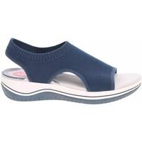 Pantofi Femei Sandale  Jana 882872836810 Albastru marim