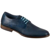 Pantofi Bărbați Pantofi Derby Bullboxer 848K20083ACABLSU10 Albastru marim