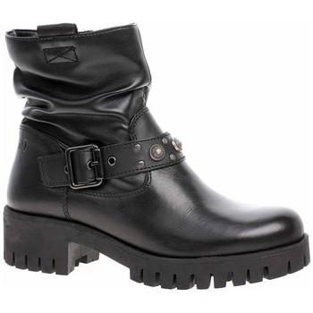 Pantofi Femei Botine S.Oliver 552540221001 Negre