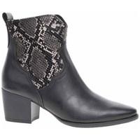 Pantofi Femei Botine Marco Tozzi 222535323096 Negre, Grafit