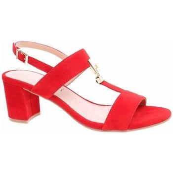 Pantofi Femei Sandale  Caprice 992830322524 Roșii