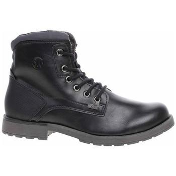 Pantofi Bărbați Ghete S.Oliver 551520923214 Negre