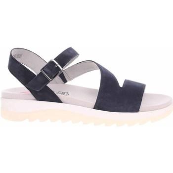 Pantofi Femei Sandale  Jana 882860026805 Negre