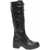Pantofi Femei Cizme casual Marco Tozzi 222560825002 Negre