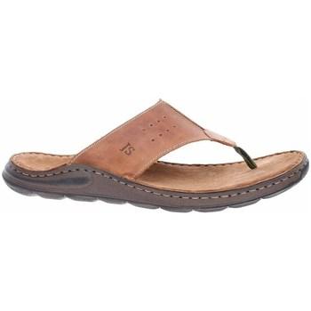 Pantofi Bărbați  Flip-Flops Josef Seibel 2710566350 Cafenii