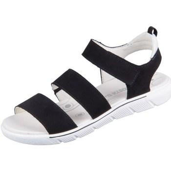 Pantofi Fete Sandale  Ricosta Delia Negre