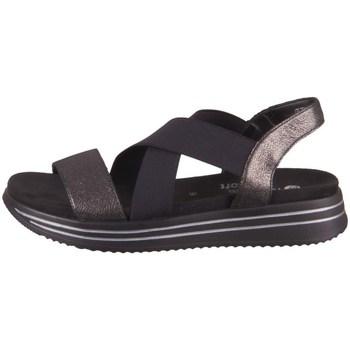 Pantofi Femei Sandale  Remonte Dorndorf R295402 Negre