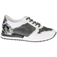 Pantofi Femei Pantofi sport Casual Remonte Dorndorf R251281 Alb, Negre