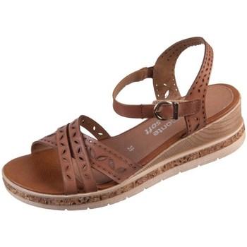 Pantofi Femei Sandale  Remonte Dorndorf D305524 Cafenii
