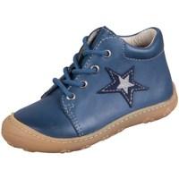 Pantofi Copii Ghete Ricosta Romy Albastre