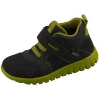 Pantofi Copii Pantofi sport stil gheata Superfit SPORT7 Mini Negre, Oliv