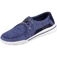 Pantofi Bărbați Mocasini Bugatti Quasar Exco Albastre