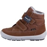 Pantofi Copii Cizme de zapadă Superfit Groovy Cafenii