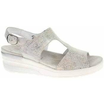 Pantofi Femei Sandale  Waldläufer 702003126299 Crem