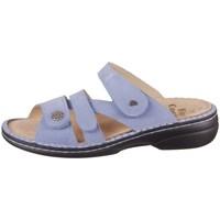 Pantofi Femei Papuci de vară Finn Comfort Ventura S Albastre