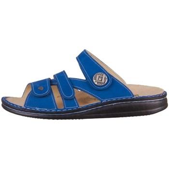Pantofi Femei Papuci de vară Finn Comfort Agueda Albastre
